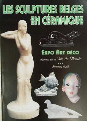 Les sculptures Belges en ceramique