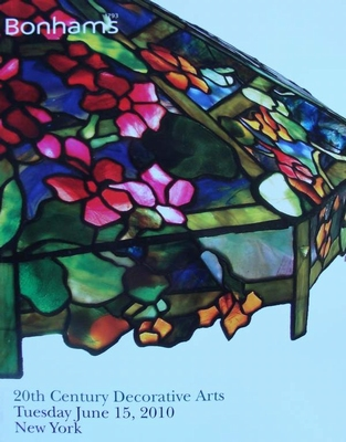 Bonhams - 20th Century Decorative Arts - June 15, 2010