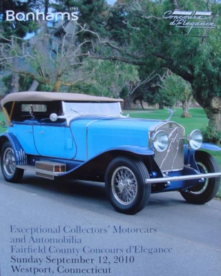 Bonhams - Exeptional Collector's Cars and Automobilia