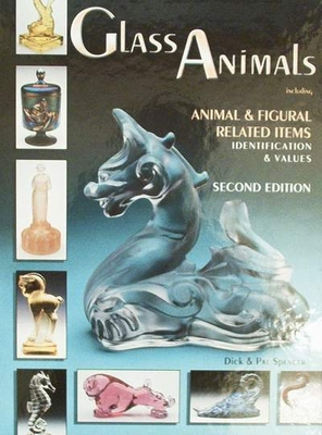 Glass Animals Including Animal & Figural Related Items