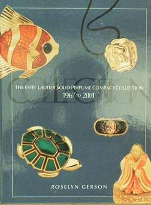 The Estee Lauder Solid Perfume Compact Collection 1967-2001