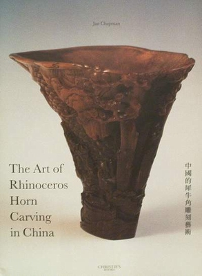 Art of Rhinocerous Horn Carving in China
