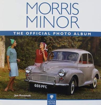Morris Minor - The Official Photo Album