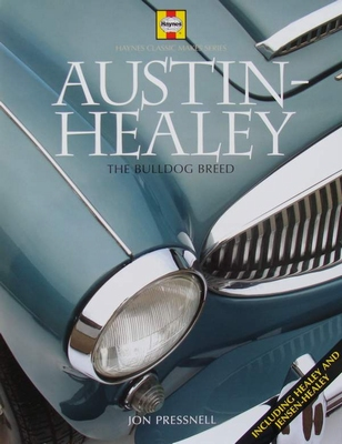 Austin Healey - The Bulldog Breed