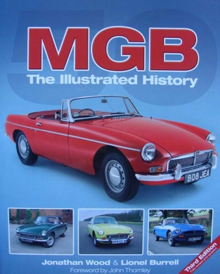 MGB - The Illustrated History