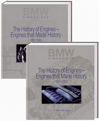 BMW - History of Engines - 2 Volumes - 1916 - 2000