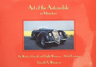 Art of the Automobile in Miniature