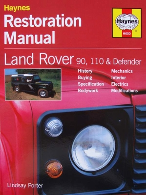 Restoration Manual - Land Rover 90, 110 & Defender