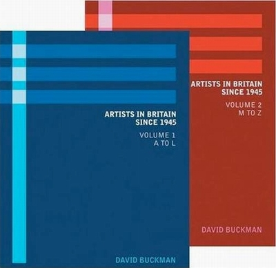 Artists in Britain Since 1945 - 2 Volumes