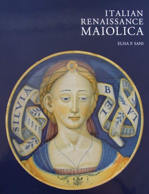 Italian Renaissance Maiolica (barbotine)
