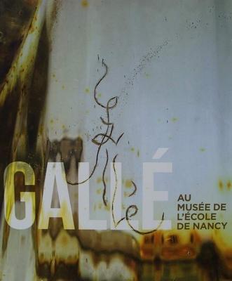 Gallé au Musee de l'Ecole de Nancy