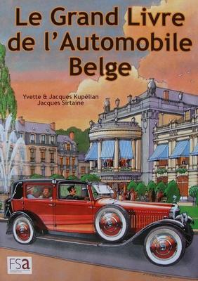 Le grand livre de l'automobile Belge