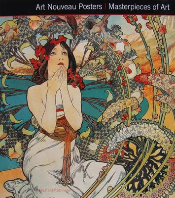 Art Nouveau Poster - Masterpieces of Art