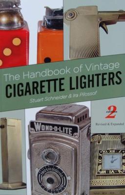 The Handbook of Vintage Cigarette Lighters - Price Guide