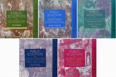 5 Volumes - Public Sculpture of Britain