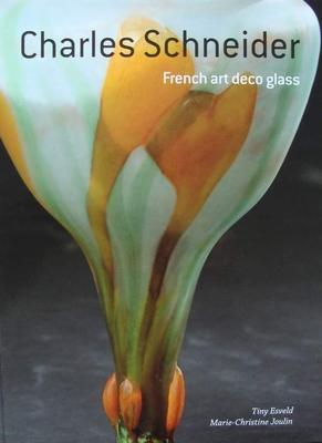 Charles Schneider - French Art Deco Glass