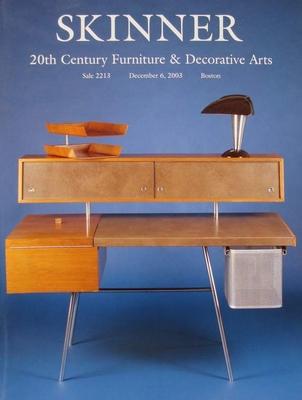 Skinner Auction Catalog - 20th Century Furniture & Decoratio