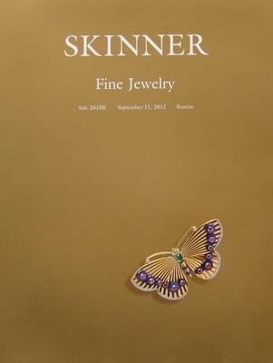 Skinner Auction Catalog - Fine Jewelry - September 11, 2012