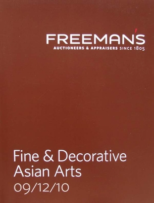 Freeman's Auction Catalog - Fine & Decorative Asian Arts