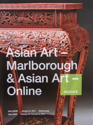 Skinner Auction Catalog - Asian Art - January 31, 2013