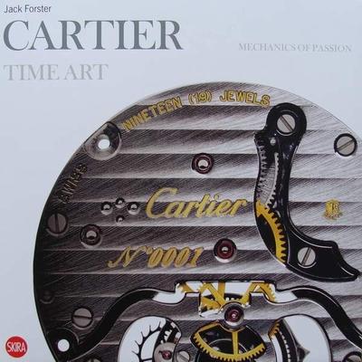 Cartier Time Art - Mechanics of Passion