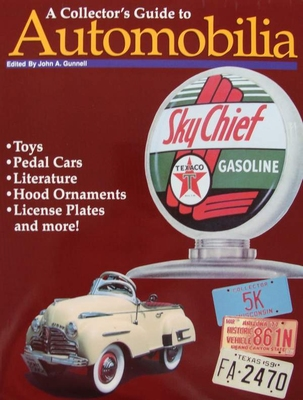 A Collector's Guide to Automobilia