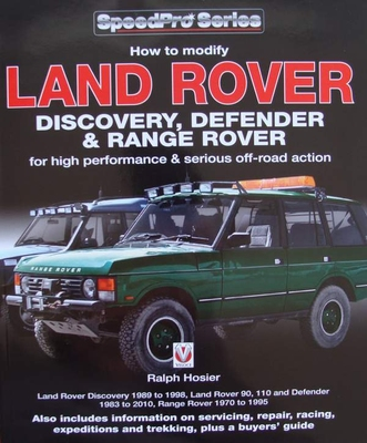 Land Rover Discovery, Defender & Range Rover