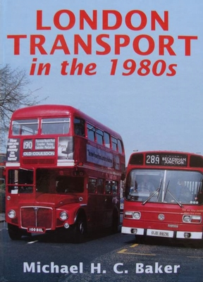 London transport in the 1980s