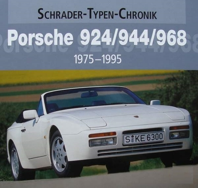 Porsche 924/944/968 - 1975-1995