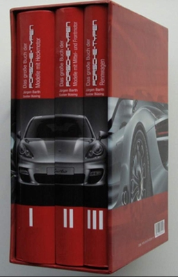 Das große Buch der Porsche-Typen - 3 Bände im Schuber