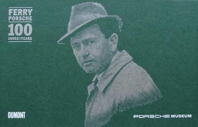 Ferry Porsche 100 Years - Porsche Museum