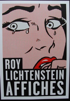 Roy Lichtenstein - Affiches