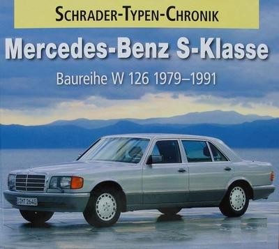 Mercedes-Benz S-Klasse - Baureihe W 126 1979 - 1991