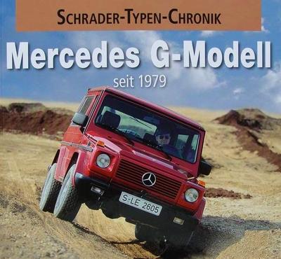 Mercedes G-Modell - seit 1979