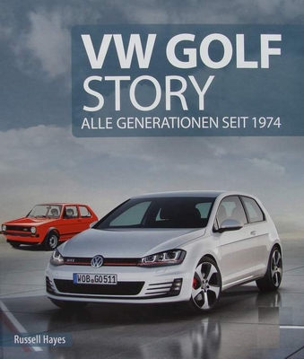 VW Golf Story - Alle Generationen seit 1974