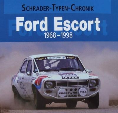 Ford Escort - 1968 - 1998