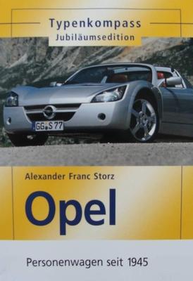 Opel - Personenwagen seit 1945 - Jubiläumsedition