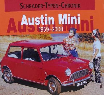 Austin Mini - 1959 - 2000