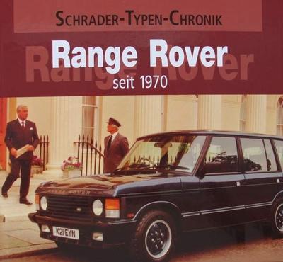 Range Rover - seit 1970