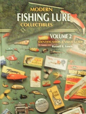 Modern Fishing Lure Collectibles Volume II with Values