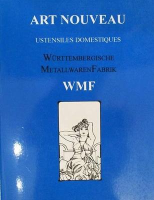 Art-nouveau ustensiles domesti WMF 1906