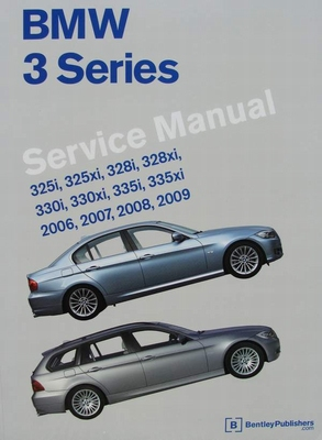 BMW 3 Series (E90, E91, E92, E93) Service Manual
