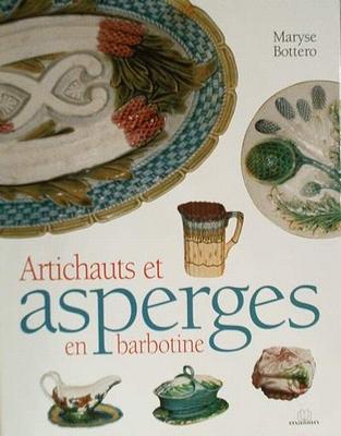 Artichauts & asperges en barbotine