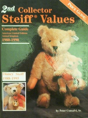 Collector Steiff Values: 1980-1990 Limited Editions and Repl