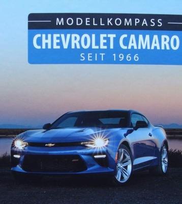 Chevrolet Camaro - seit 1966