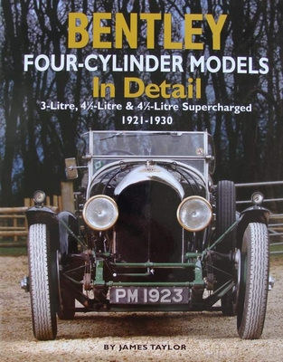 Bentley Four-Cylinder Models In Detail