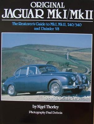 Original Jaguar MkI/MkII - The Restorer's Guide