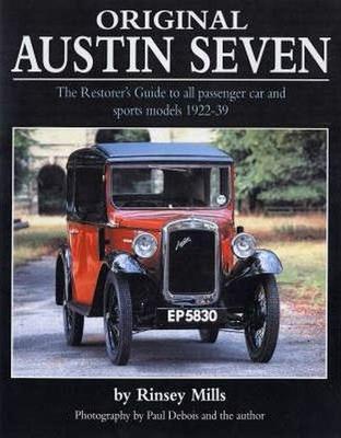 Original Austin Seven - The Restorer's Guide