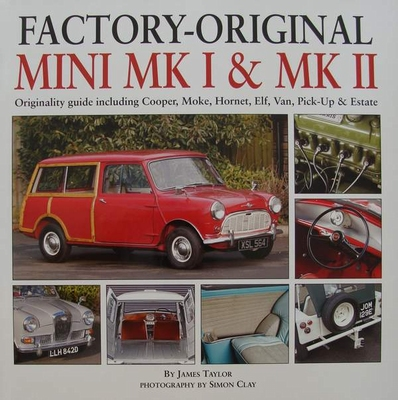 Factory-Original Mini Mk I & Mk II