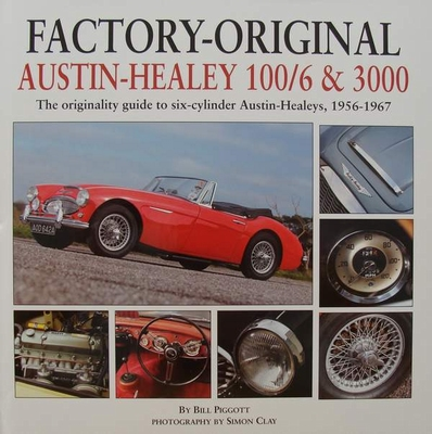 Factory-Original Austin Healey 100/6 & 3000